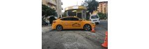 Tekerek taksi Kahramanmaraş